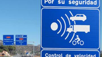 Tráfico establecerá un límite de 200 radares al año