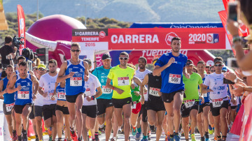 I Carrera Ponle Freno en Canarias