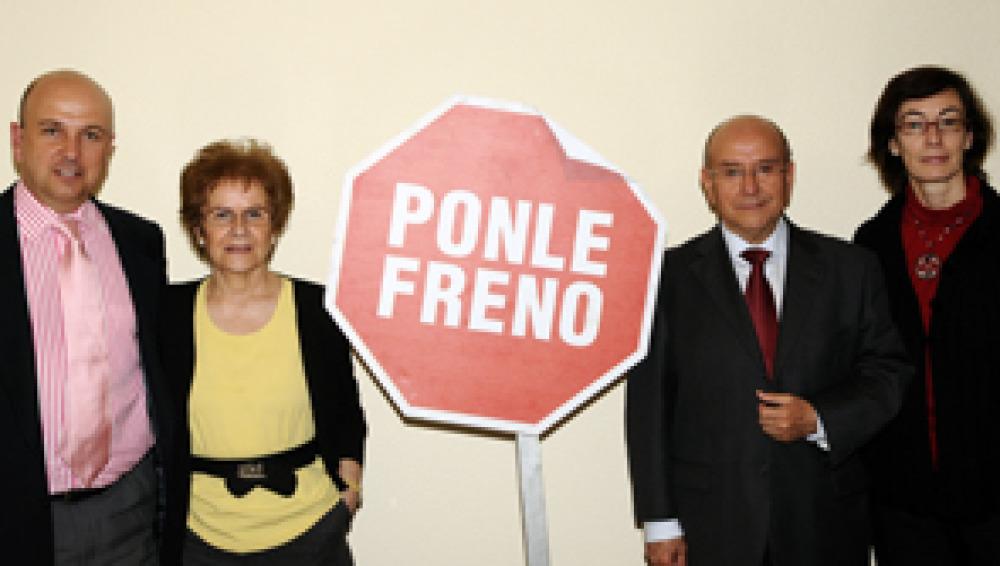 UPD y Ponle Freno colaborarán en la sensibilización de los conductores mayores