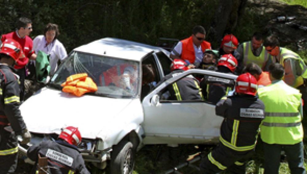 Mueren 17 personas en las carreteras durante el fin de semana
