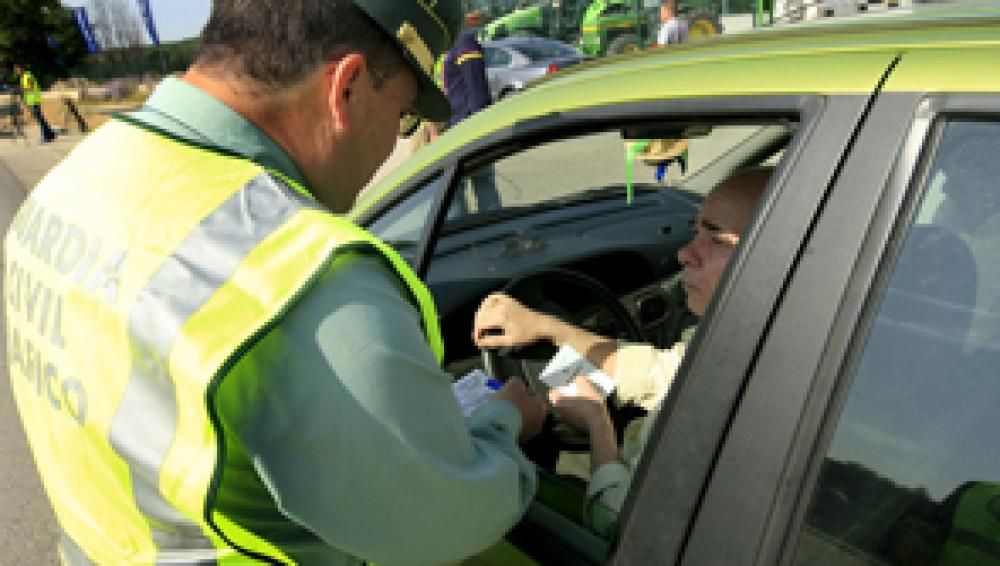 Huela multas