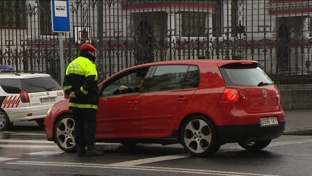Agente de Policía en Bilbao