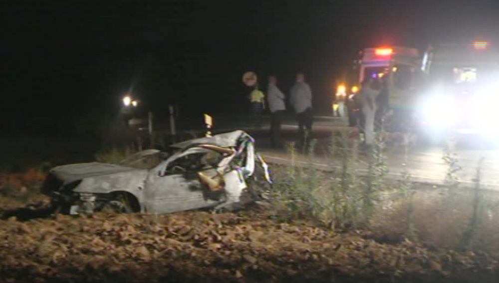 Accidente en Guadalajara