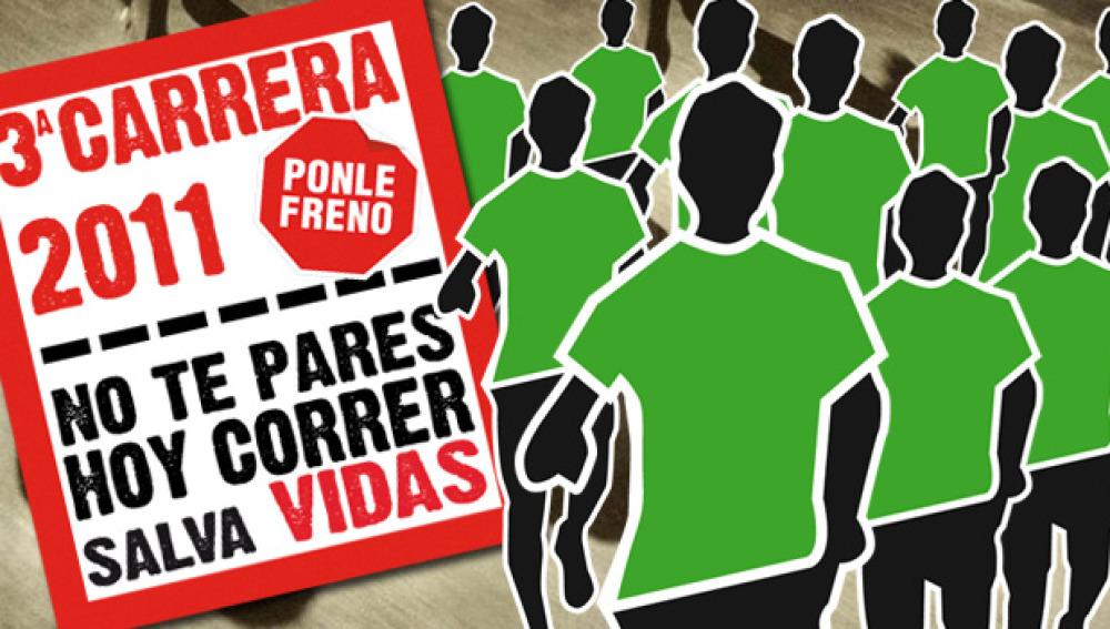 Recogida de dorsales 2011