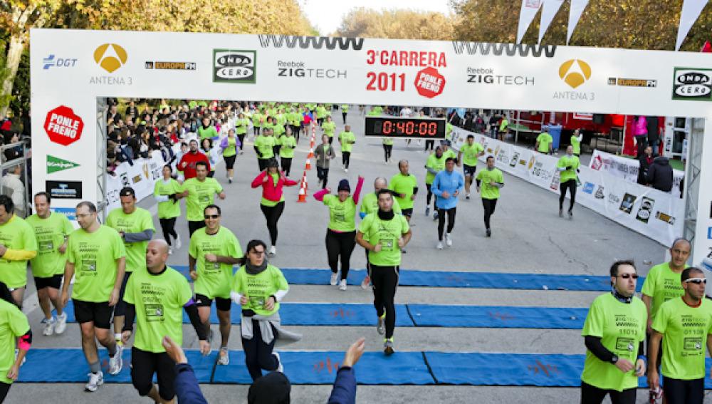 Minuto 40 | Carrera Ponle Freno 2011
