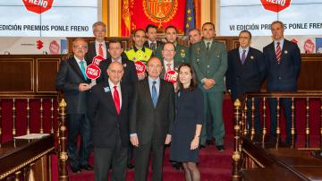 Ponle Freno celebra su VI aniversario y  sus Premios