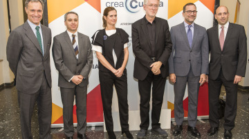 Atresmedia celebra el primer foro Crea Cultura