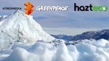 Greenpeace y Atresmedia, unidos para Salvar el Ártico a través de Hazte Eco