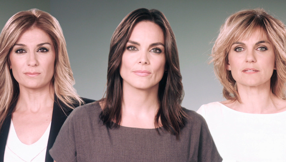 Sandra Golpe, Mónica Carrillo y Lourdes Maldonado protagonizan el spot de lanzamiento de 'Tolerancia Cero'