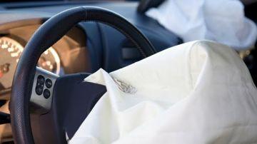 Airbag de un coche