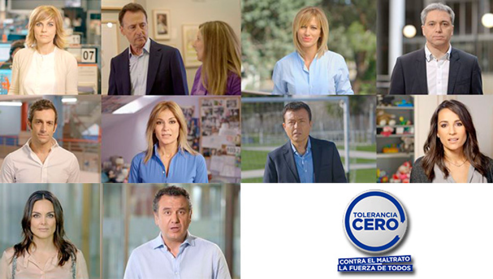 Antena 3 estrena una serie de reportajes con todas sus caras de informativos