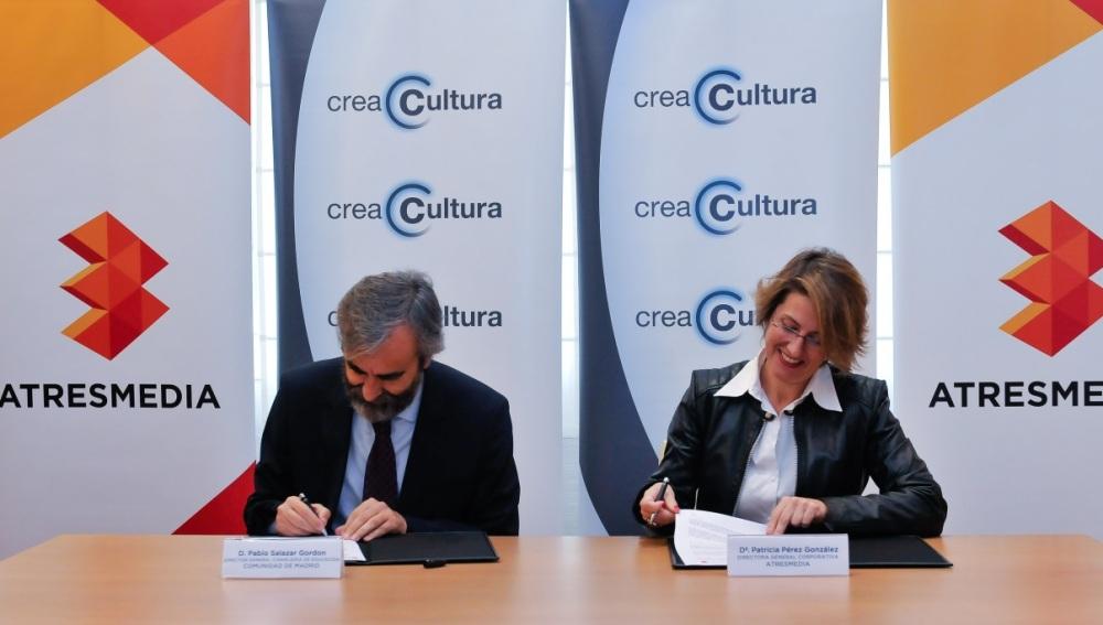 Carné Joven Comunidad de Madrid y Atresmedia se unen para defender la propiedad intelectual entre los jóvenes