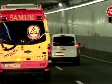 Frame 10.271461 de: ¿Qué debemos saber cuando se acerca una ambulancia?