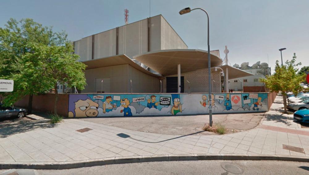 Muro de Atresmedia