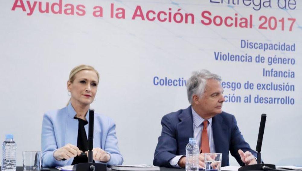 La Fundación Mutua Madrileña entrega sus ayudas a proyectos de acción social