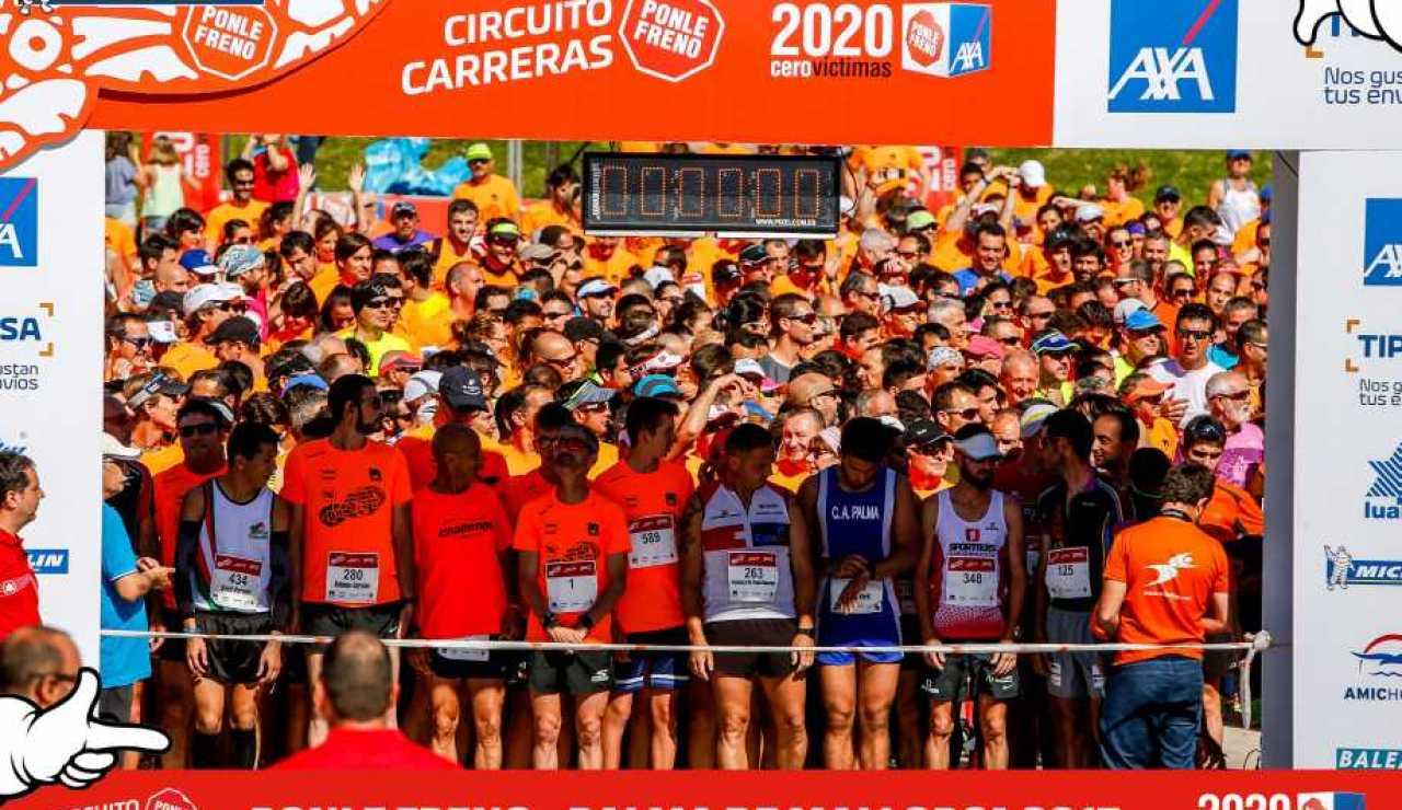 Carrera Ponle Freno en Palma de Mallorca