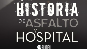 'Una historia de asfalto y hospital', un libro para concienciar sobre la realidad de los accidentes de tráfico