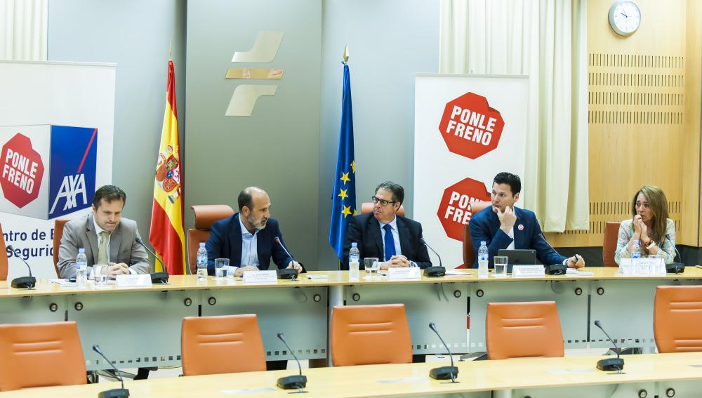 Presentación del II estudio de hábitos de conducción en España