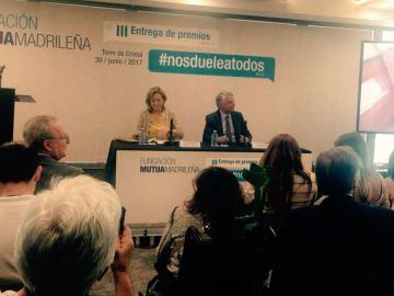 La Fundación Mutua Madrileña premia la creatividad de los jóvenes por la igualdad y contra la violencia de género
