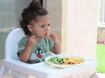 'Baby Led Weaning', la nueva tendencia en alimentación de bebés