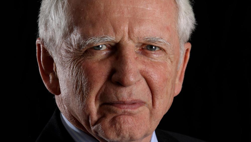El doctor Harald zur Hausen, Premio Nobel de Medicina