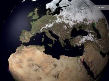 'Movebank', un proyecto que registra las migraciones de los animales por todo el planeta