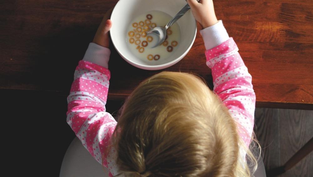 Los niños que no desayunan sufren más déficit nutricional