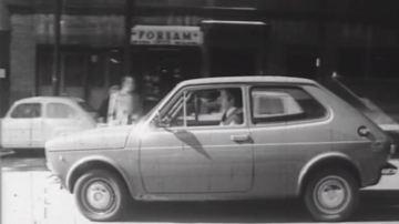 Campañas de Tráfico de los años 70