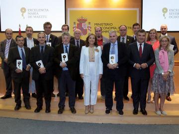El Gobierno entrega las distinciones Severo Ochoa y Maria de Maeztu