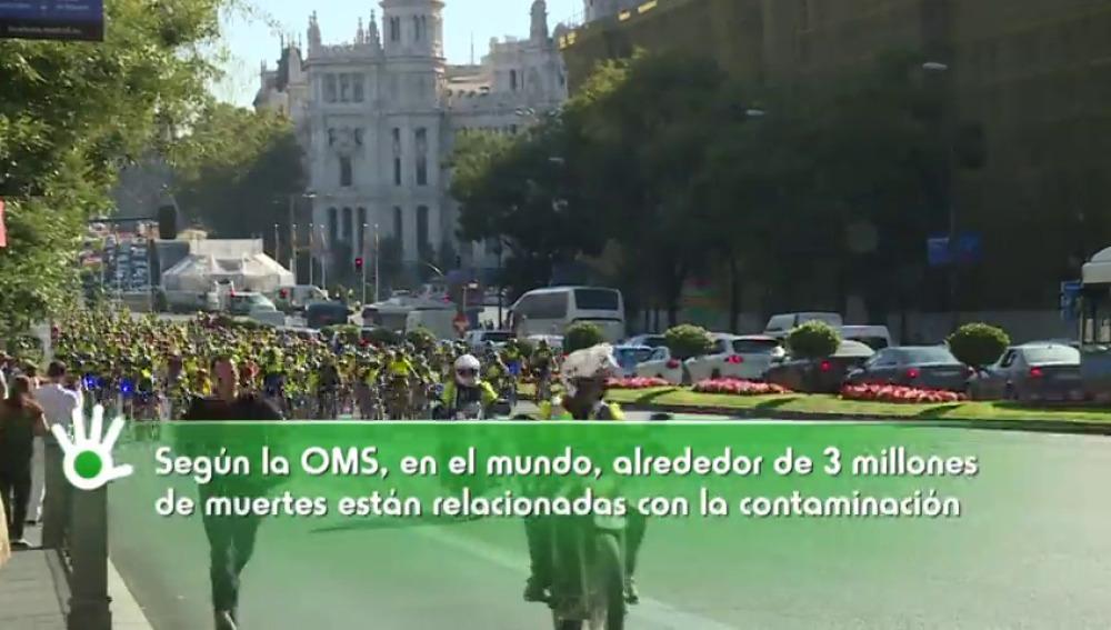 'El Día sin coches', una jornada para concienciar sobre el impacto de los coches en el medio ambiente