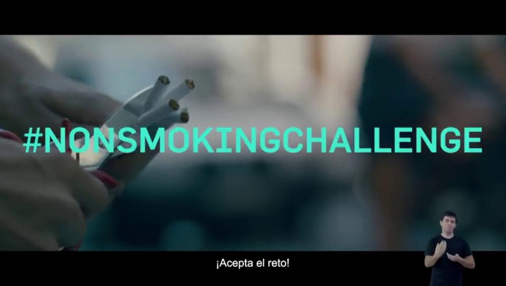 #Nonsmokingchallege, la nueva campaña de Sanidad que reta a los jóvenes a acabar con el tabaco