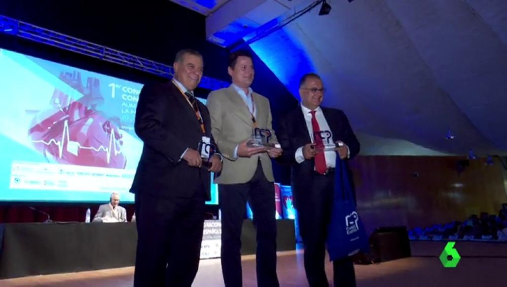 'Constantes y Vitales': premio a la Mejor Acción de Promoción de Soporte Vital 2016