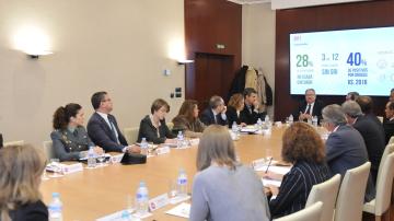 Ponle Freno convoca a su comité de expertos y ya prepara el plan estratégico de 2018