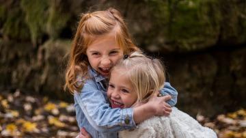 Una alimentación saludable, clave en la felicidad de los niños