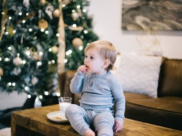 Las comidas navideñas elevan el riesgo de reacciones alérgicas entre los más pequeños