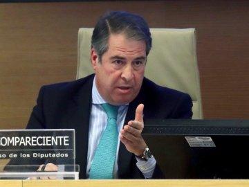 Gregorio Serrano en el Congreso