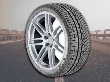 Neumáticos de invierno desarrollados para condiciones invernales extremas
