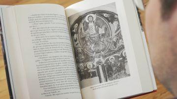 Javier Sierra lee 'El Fuego Invisible'