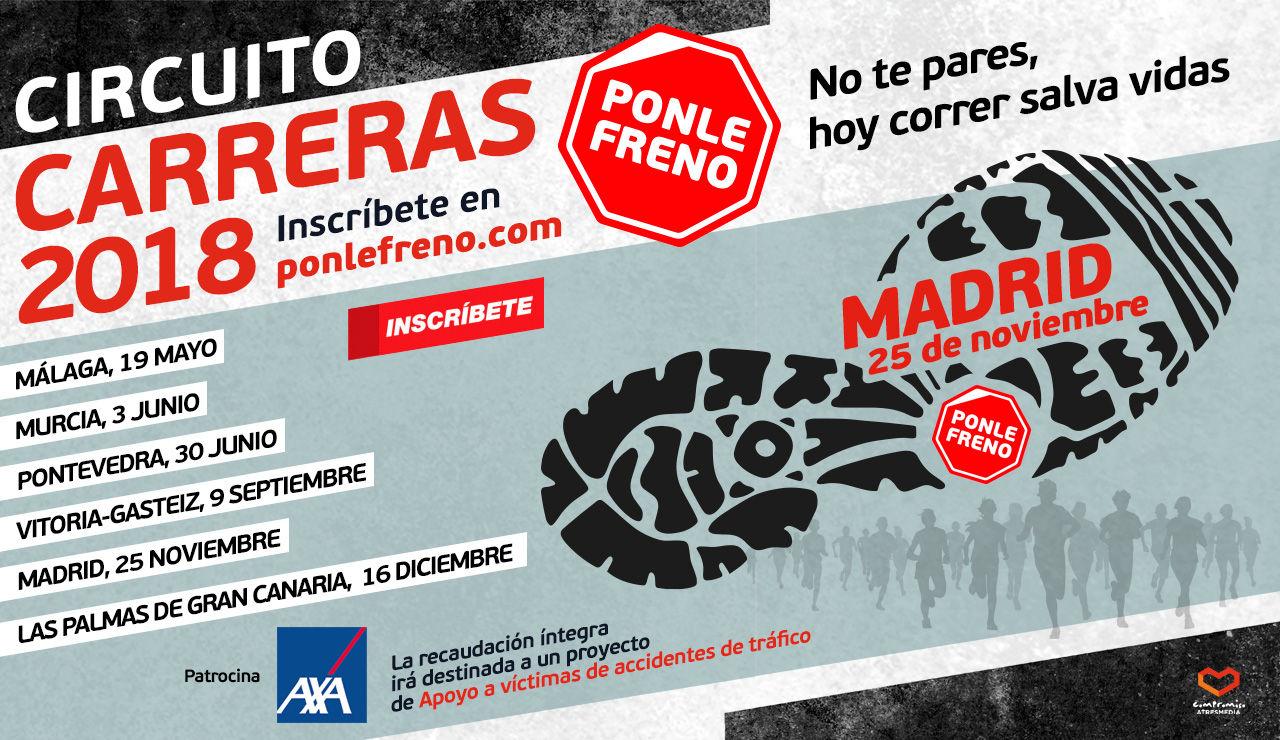 Carrera Ponle Freno en Madrid
