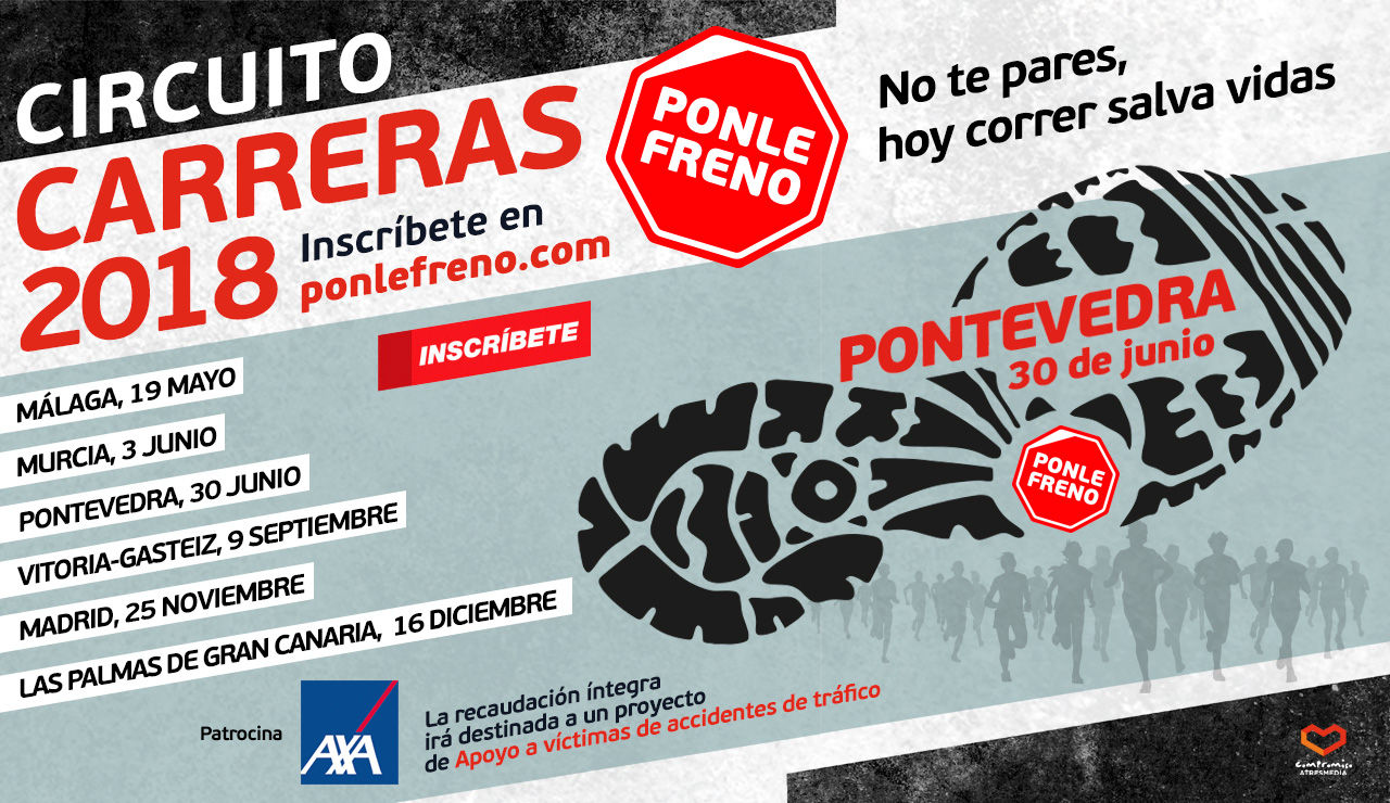 Carreras Ponle Freno Pontevedra