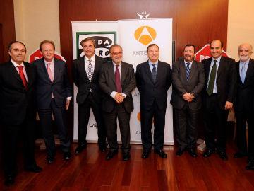 La Comunidad Autónoma de Murcia, el RACC, Jordi Jané y el portal PrSeguridadVial, galardonados en la primera edición de los Premios Ponle Freno