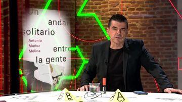 ¿Qué libro tiene atrapado a Manuel Marlasca?