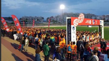 Carrera Ponle Freno en Málaga 2018