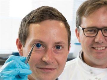 Científicos británicos consiguen crear córneas en 3D, una técnica con la que podrían ayudar a combatir la ceguera
