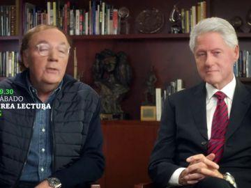 Hablamos con Bill Clinton y James Patterson, Jorge Molist y Geronimo Stilton en el próximo Crea Lectura