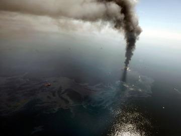 Alarma por la marea negra en el Golfo de México