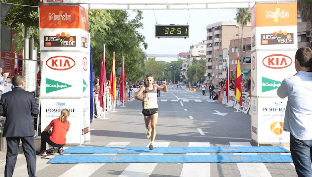 Minuto 32, 51 Carrera Ponle Freno 2010 en Murcia