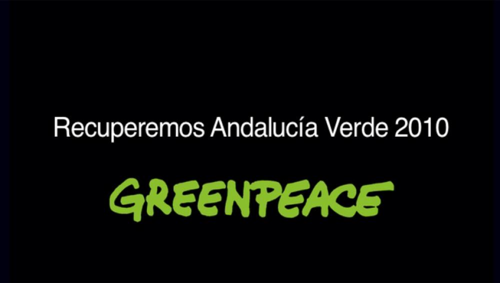 Recuperemos Andalucía verde