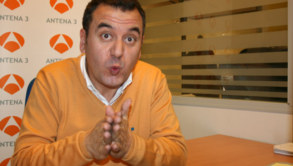 Encuentro digital a Roberto Brasero