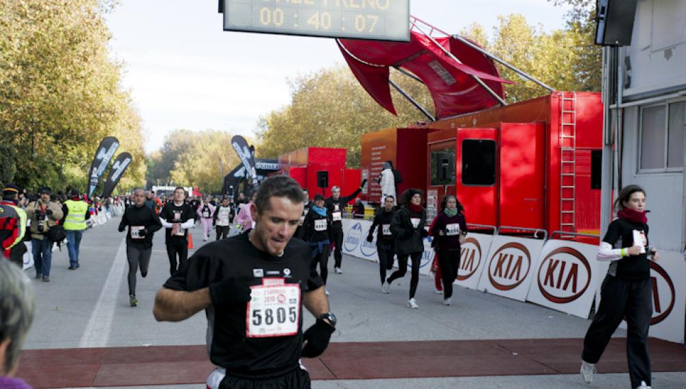 40.07 Carrera Ponle Freno 2010 en Madrid